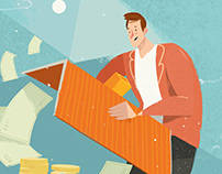 The Magazine Vi - Profits in school and wellfare system