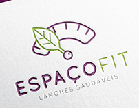 Espaço Fit - Lanches Saudáveis // Bravo Design