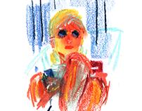 Sketchbook - Pastel