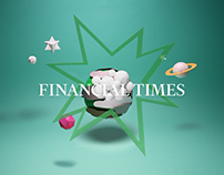 Financial Times London - Animated Illustration
