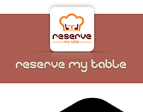 Reserve My Table