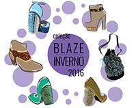 Coleção Blaze Inverno 2016