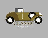 CLASSIC CAR SHOW LOGO