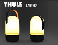 THULE lantern