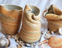 Sea Series #aliveobjects #ceramics