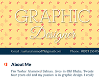 A Designer's Resume