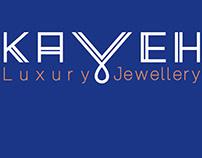 Kaveh Jewellery Branding Design