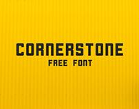 Cornerstone - Free Font