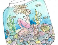 Catching mermaid