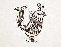 Aggelikoula Pamphlet design