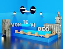 Montevideo 3D