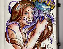 Illustration Aquarelle