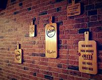 Design Loja - Pizza Café Câmara de Lobos