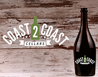 Coast 2 Coast Cellars - Creative Consulting