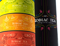 Zodiac Tea - Energy of the Chakras