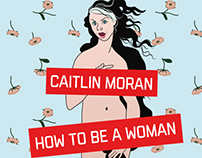 Penguin Design Awards - Caitlin Moran