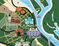 Maps for BASF magazine