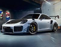 // Porsche Manthey Racing GT2RS