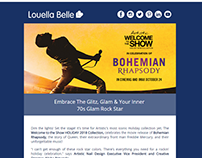 2018: Email Marketing - Louella Belle