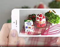 Arla Whipping Cream Advertisment