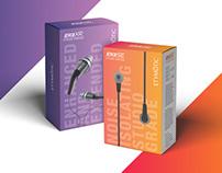 Etymotic® ER3 SE & ER3 XR Earphone Packaging
