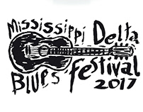 Mississippi Delta Blues Festival cup (ed. 2017)