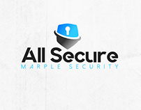 All Secure: Branding and Web Design