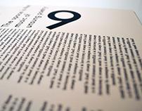 ZINES - Typography & Print