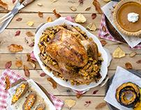 4 Seasons of Turkeys