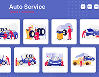M221_Auto Service Illustrations
