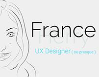 Redesign - Personal Website