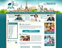 Aqua Company by Panteon WebStudio