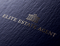 Elite Estate Agent - Branding and UI