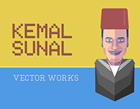 Kemal Sunal - Vectors