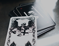 Flux Arcana Tarot Deck | Illustrations and Progress