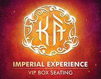 KÀ Imperial Experience VIP