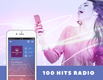 100Hits Radio App