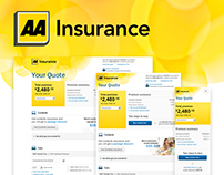 AAInsurance.co.nz — Quotation Process