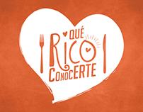 Nestlé® - Qué Rico Conocerte