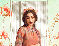 Sahiba : Usha Maheshwari Collection 2016