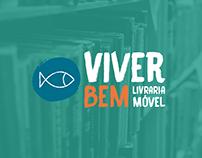 Identidade Visual | Livraria Viver Bem