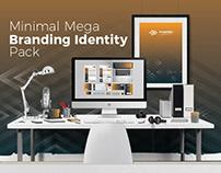 Mega Brand Identity Pack Design