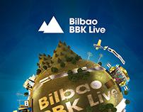 Propuesta Cartel BBKLive 2014