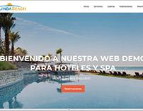 Demo Web Hotelería