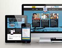 Ready Airman Website and Mobile App Redesign