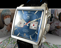 Tag Heuer Monaco Real Time