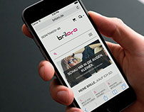 Responsive eCommerce Website | Briloro.de