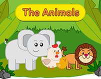 The Animals   Animación