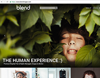 Entrepreneurship & Branding: Blend Images