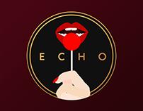 Echo Dance Crew Logo Design & Illustration